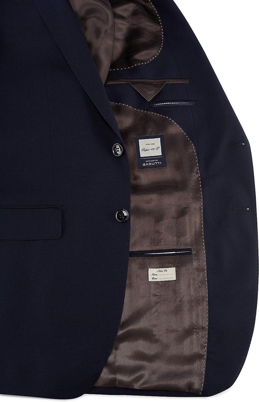 Barutti Anzug Super 100 S Regular-Fit Tarso//Tosco in 5 Farben