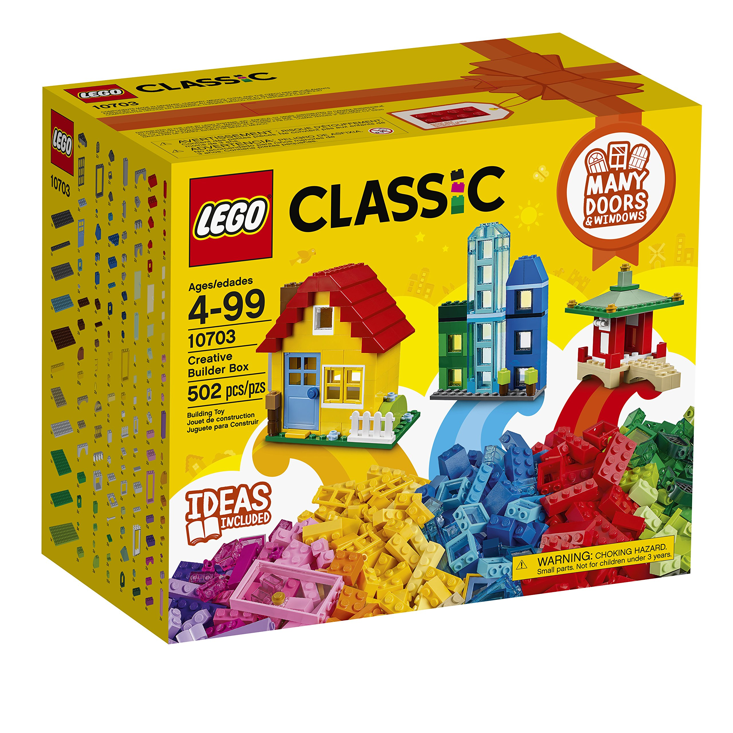 LEGO Classic Creative Builder Box 10703 (Exclusive) by LEGO (Image #1)