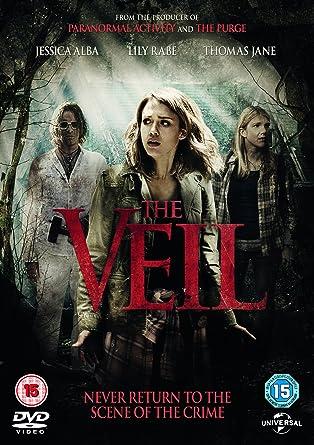 The Veil [DVD] [2016]: Amazon co uk: Jessica Alba, Lily Rabe, Thomas