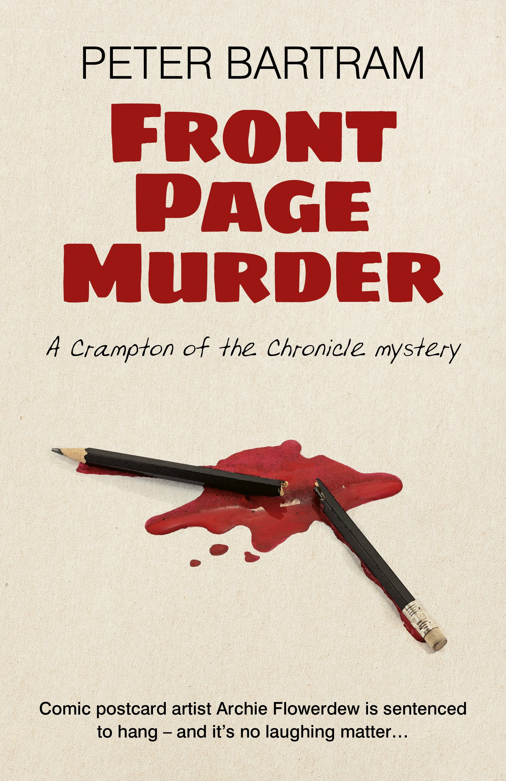 Front Page Murder: A Crampton of the Chronicle mystery (Crampton of the Chronicle Mysteries) pdf epub
