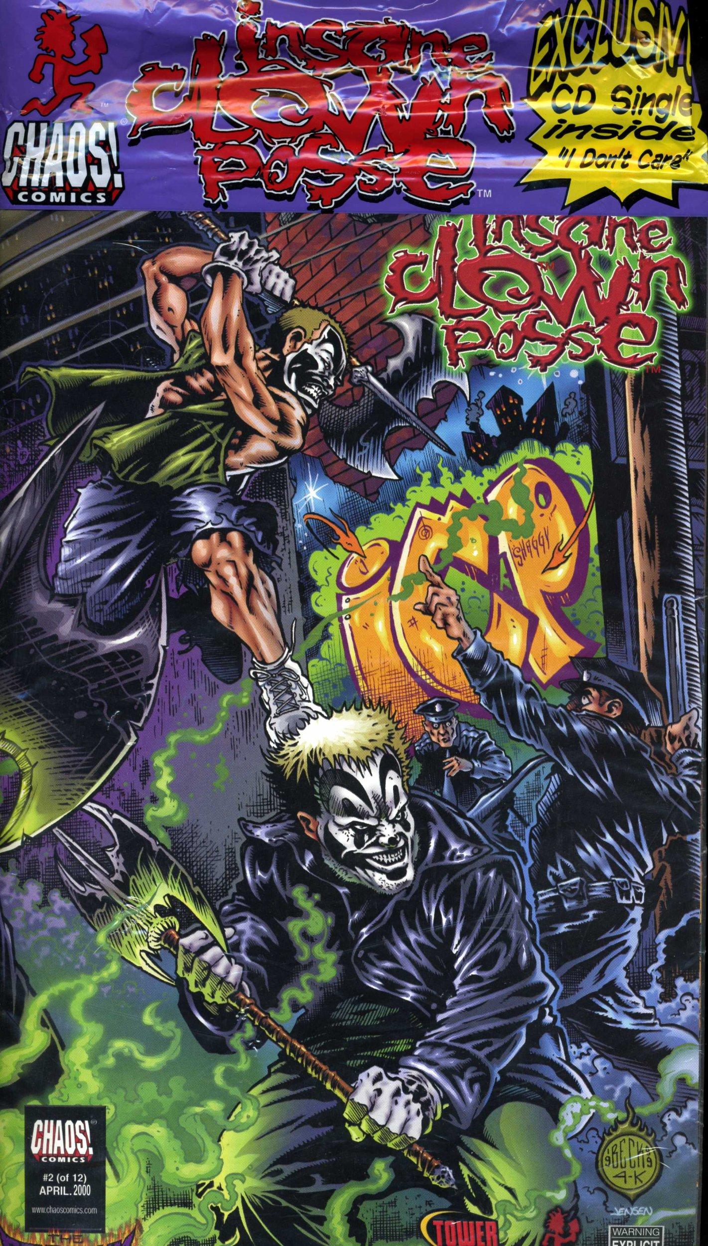 icp insane clown posse the pendulum 2 jesse mccann amazon com books