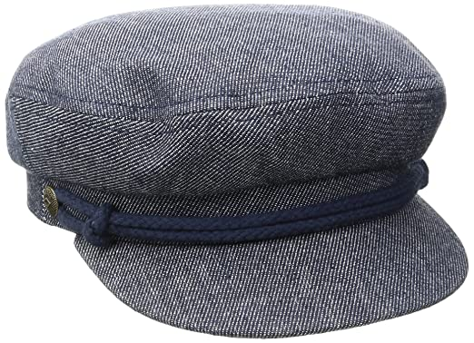 ac32a80cd3e06 Brixton Men s Fiddler Cap  Amazon.in  Clothing   Accessories