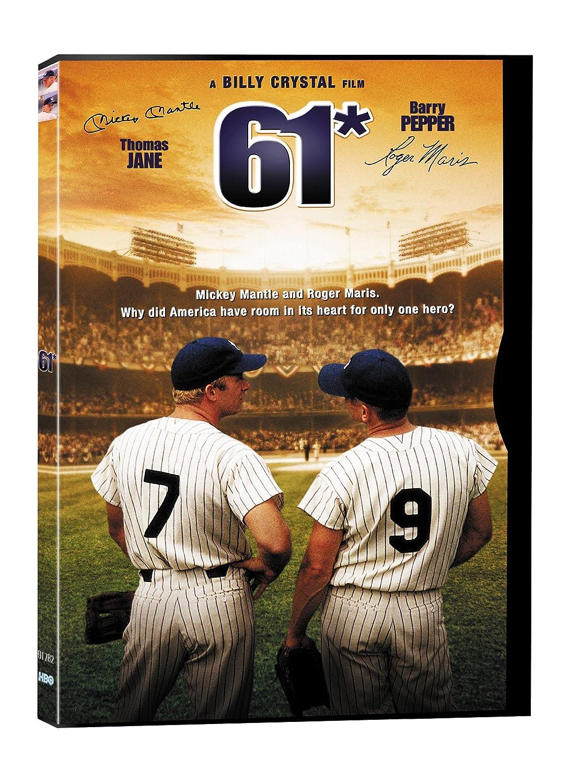 Amazon com: 61* (DVD): Michael Steinberg, Robert F
