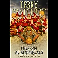 Unseen Academicals: (Discworld Novel 37) (Discworld series)