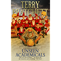 Unseen Academicals: (Discworld Novel 37) (Discworld series)