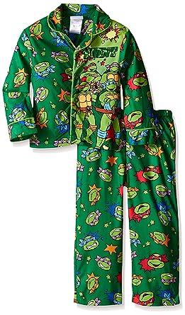 Amazon.com: Teenage Mutant Ninja Turtles Little Boys N Is ...