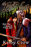 The Land of Night: Book Three of Scarlet and the White Wolf