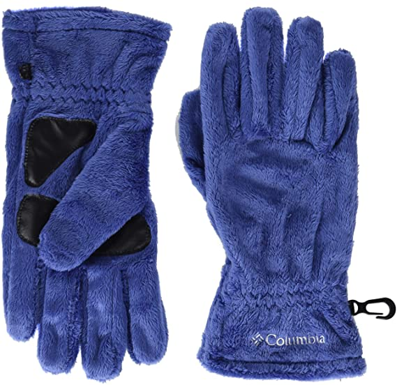 1203050ef43d7e Columbia Women's Pearl Plush Glove Cold Weather: Amazon.co.uk: Clothing