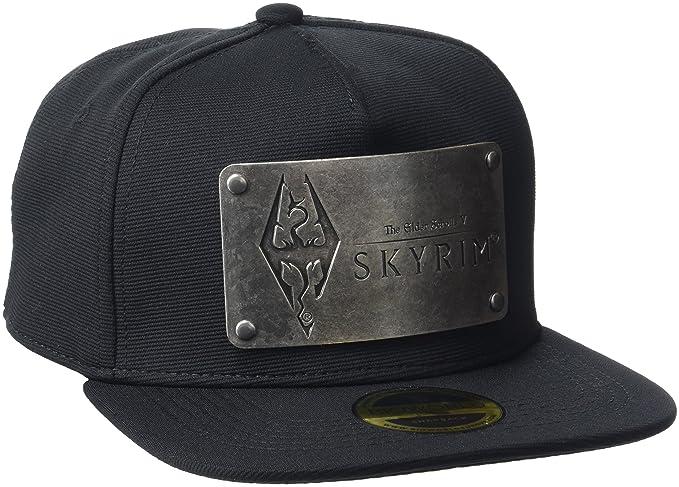 Meroncourt The Elder Scrolls Skyrim Dovakiin Metal Logo ...