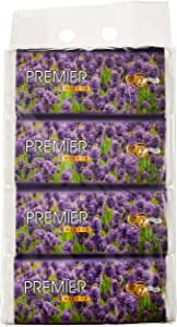 PREMIER Deluxe Soft Pack, 200ct (Pack of 4)