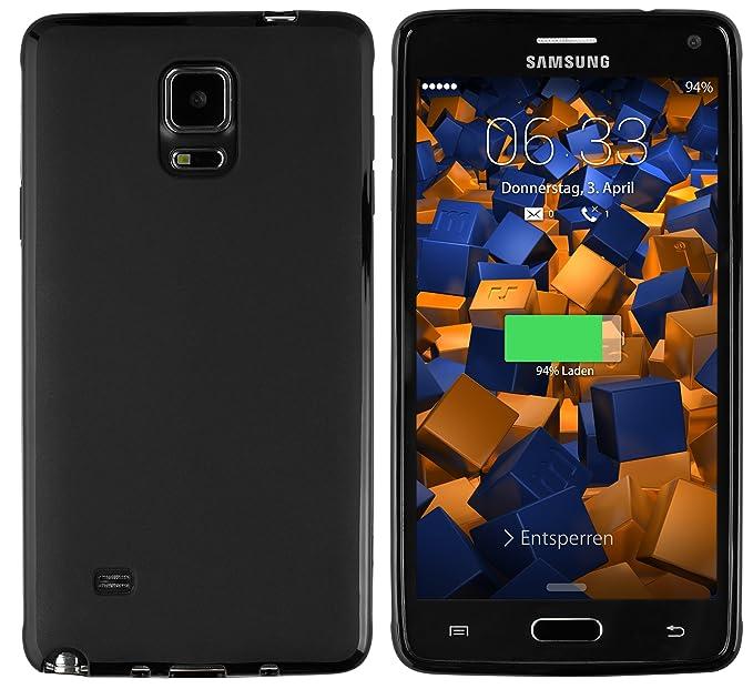mumbi TPU Schutzhülle für Samsung Galaxy Note 4 Hülle