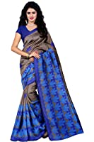 Trendz Style Bhagalpuri Cotton Silk Saree (TZ_Kamal_Color)