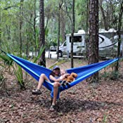 Amazon Com Winner Outfitters Double Camping Hammock