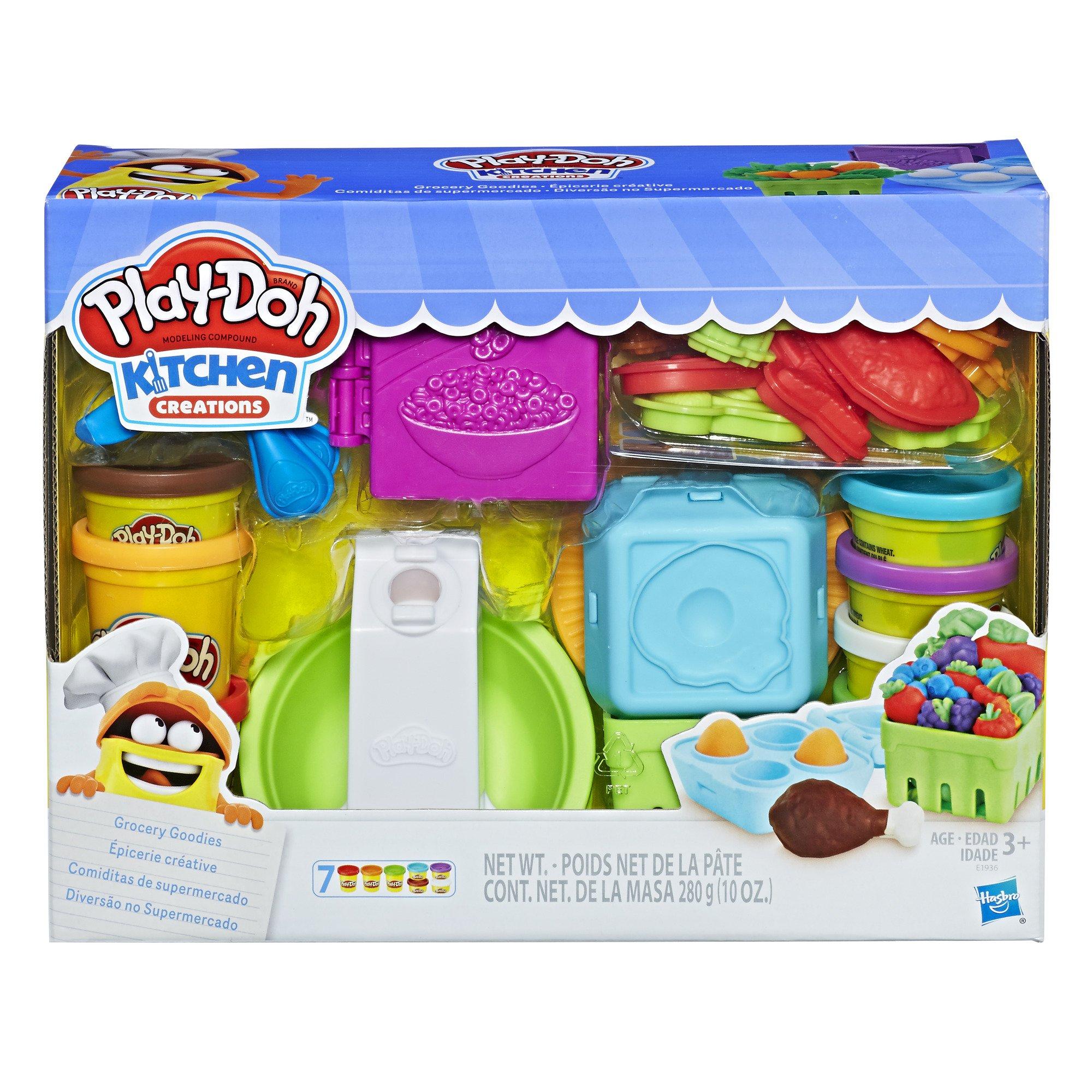 Play-Doh Pâte à Modeler l'épicerie, E1936, Varié product image