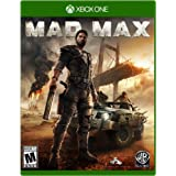 Mad Max Video Game for Xbox One with Ripper DLC for Magnum Opus Car Body