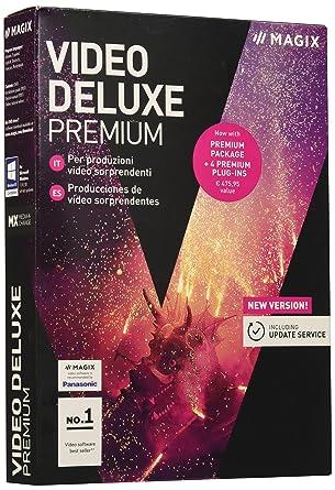 Magix Video Deluxe Premium - Programa De Edición De Vídeo