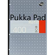 Pukka Pads A4 Refill Pad - 400 Pages (Pack of 5)