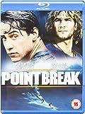 Point Break [Blu-ray] [1991] [Region Free]