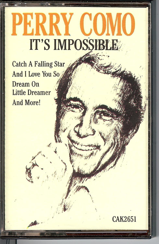 Perry Como - Perry Como It\'s Impossible - Amazon.com Music