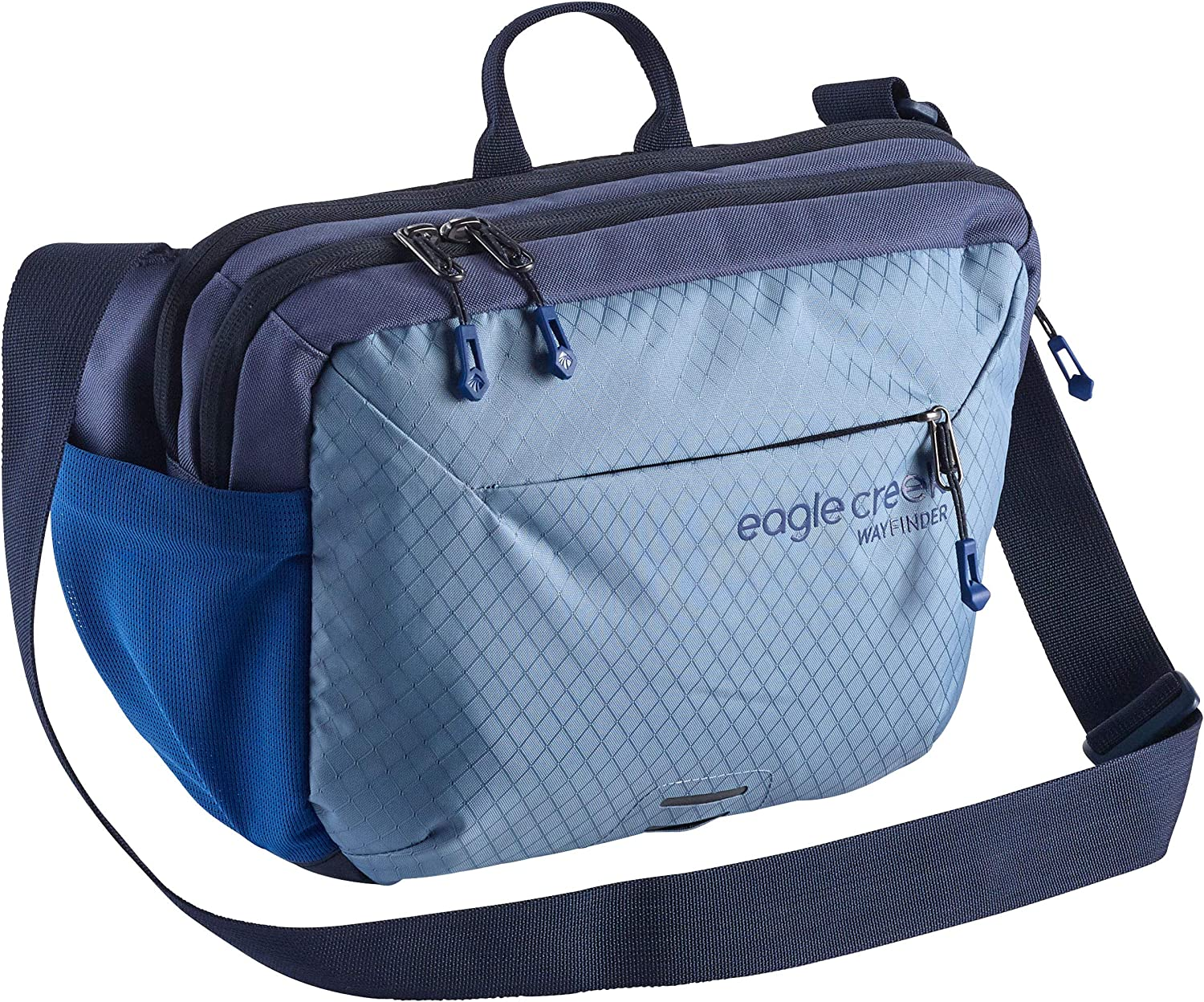 eagle creek crossbody bag blue