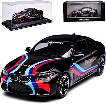 B M W 2er F22 M2 Competition Coupe Schwarz Metallic Modell