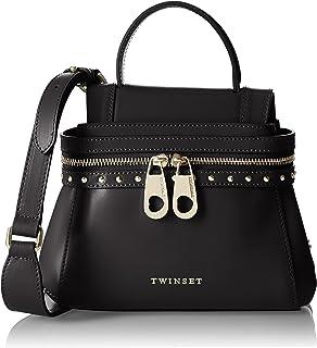 Womens As7pw4 Cross-body Bag Twin-Set