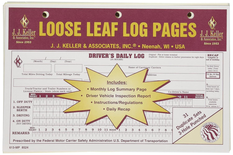 do local cdl drivers need log books