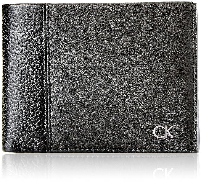 Calvin Klein - Nathan Gift Box, Monederos Hombre, Negro ...