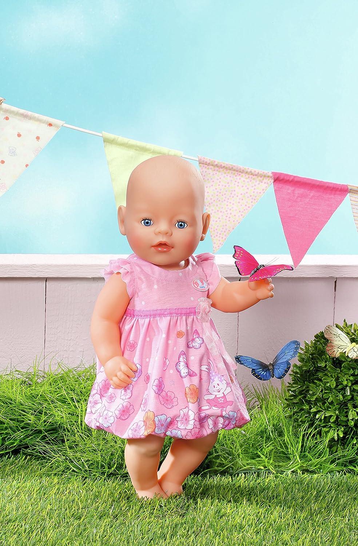 Amazon.es: Baby Born 822111 - Vestido para muñecas (Un vestido ...