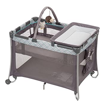 Charmant Eddie Bauer Home And Travel Play Yard, Meadowbrook