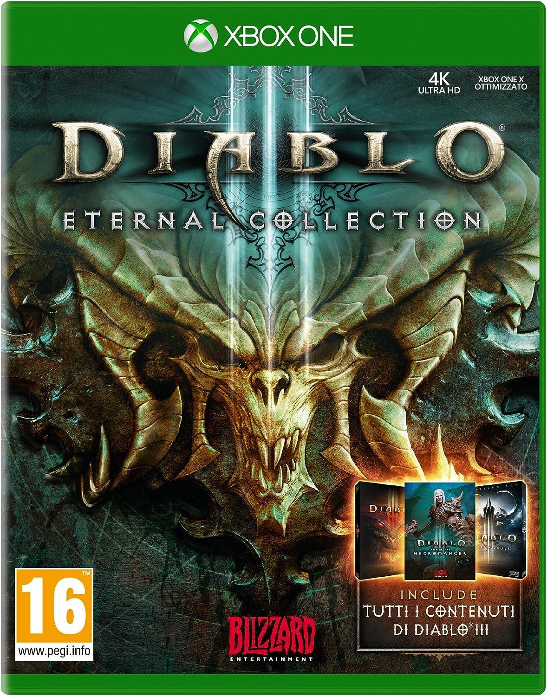Diablo III - Eternal Collection - Xbox One [Importación italiana ...
