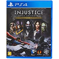 Injustice Gods Among Us - Ultimate Edition - PlayStation 4