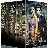 The Chronicles of Kerrigan Prequel Series, Books 1-3