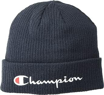 Champion Life Men's Script Beanie