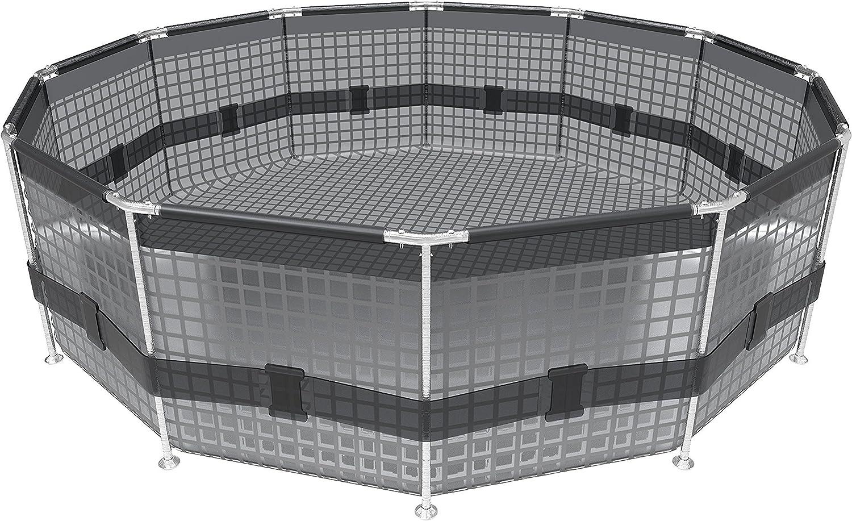 Bestway 56416 - Piscina Desmontable Tubular Steel Pro Max 366x76 ...