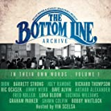The Bottom Line Archive Series: In Their Own Words Vol. 1
