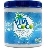 Vita Coco Organic Virgin Coconut Oil, 18 Fluid Ounce