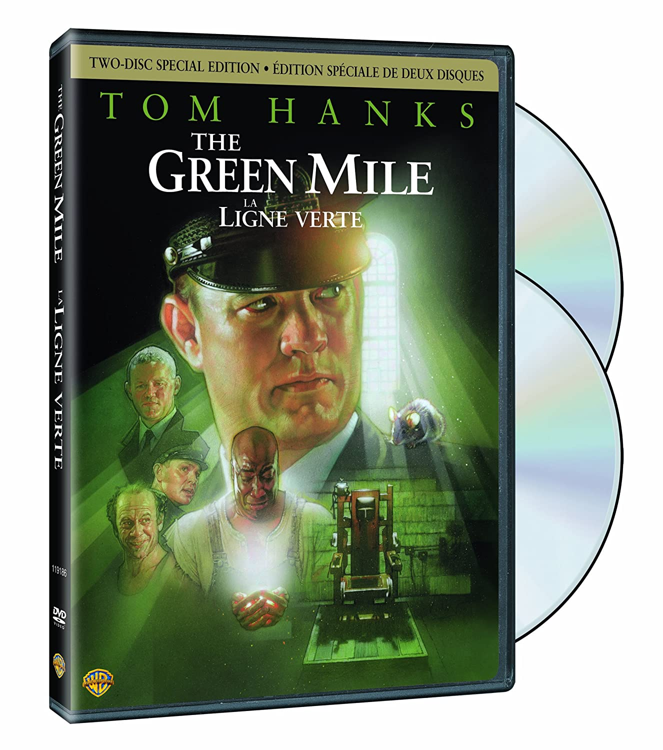 The Green Mile (Special Edition) (Bilingual) Tom Hanks Warner Bros. Home Video 1191865 Drama