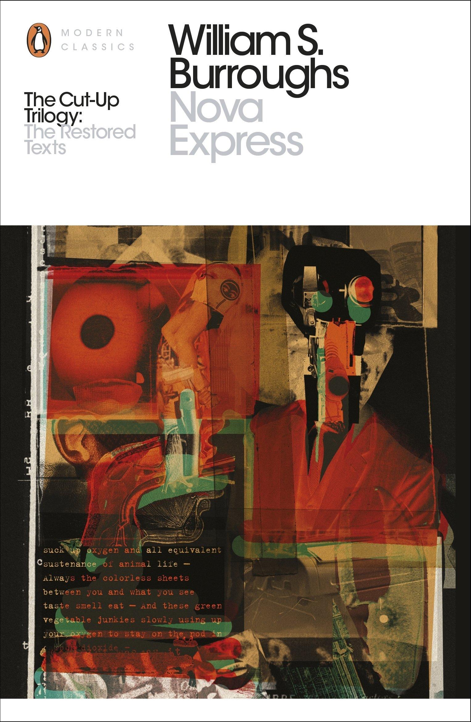 Nova Express: The Restored Text (Penguin Modern Classics)