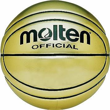 molten official gold presentation basketball size 7 amazon co uk
