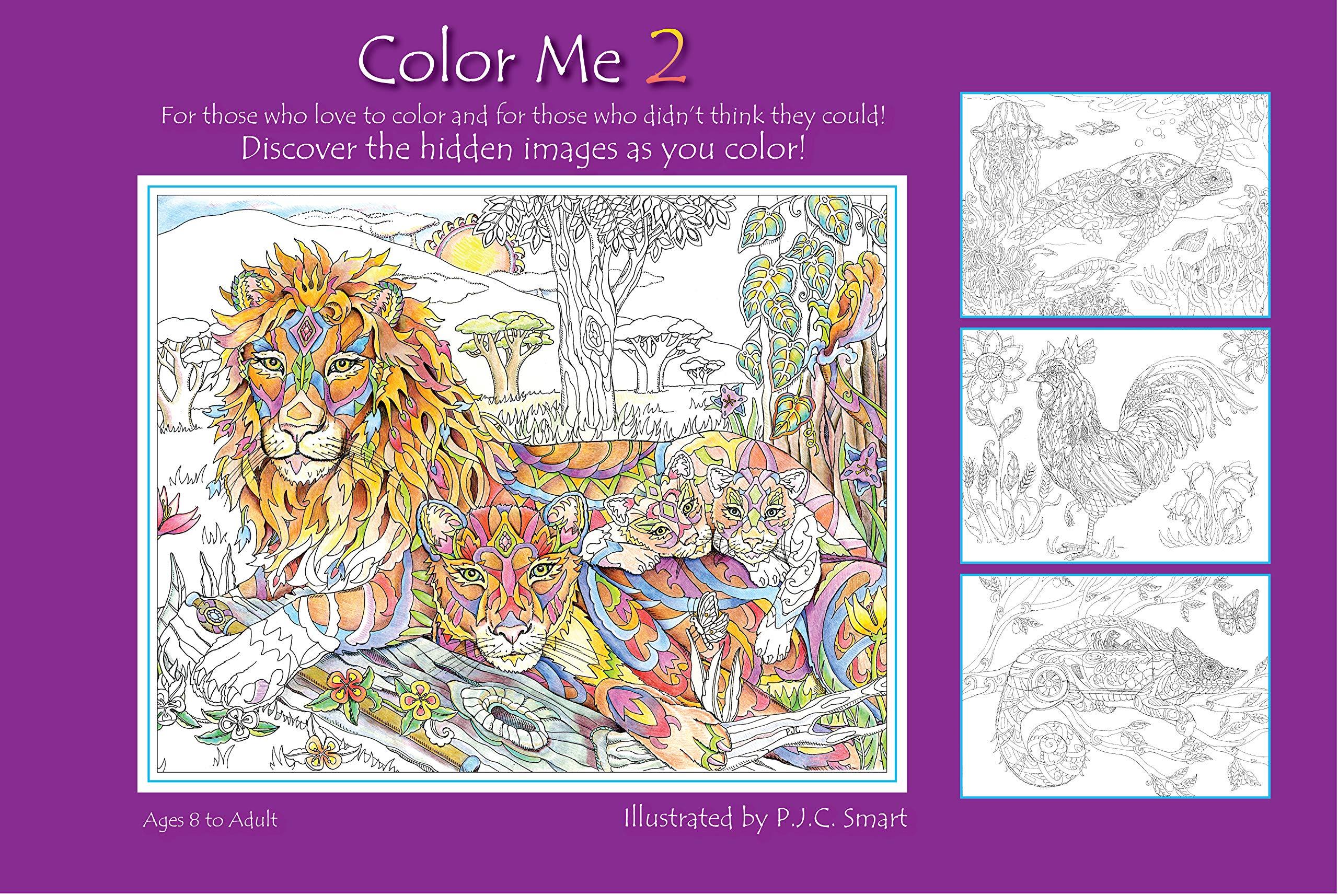 - Color Me 2: Smart, Pamela: 9781467533942: Amazon.com: Books