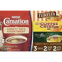 Carnation Hot Chocolate, Variety, 25g