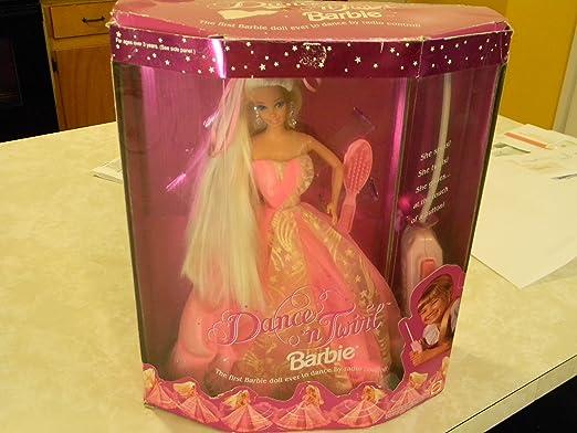 Amazon.es: Dance N Twirl Barbie: Juguetes y juegos