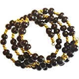 Piedras De Rio Triple Strand Wrap Stretch Bracelet by Organic Tagua Jewelry 1.25