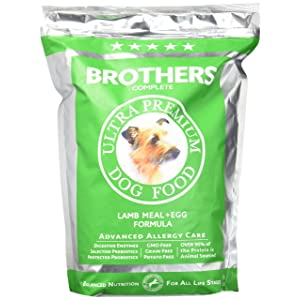 Brothers Complete Lamb & Egg Dog Food for Labradors