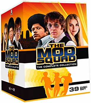 The Mod Squad DVD