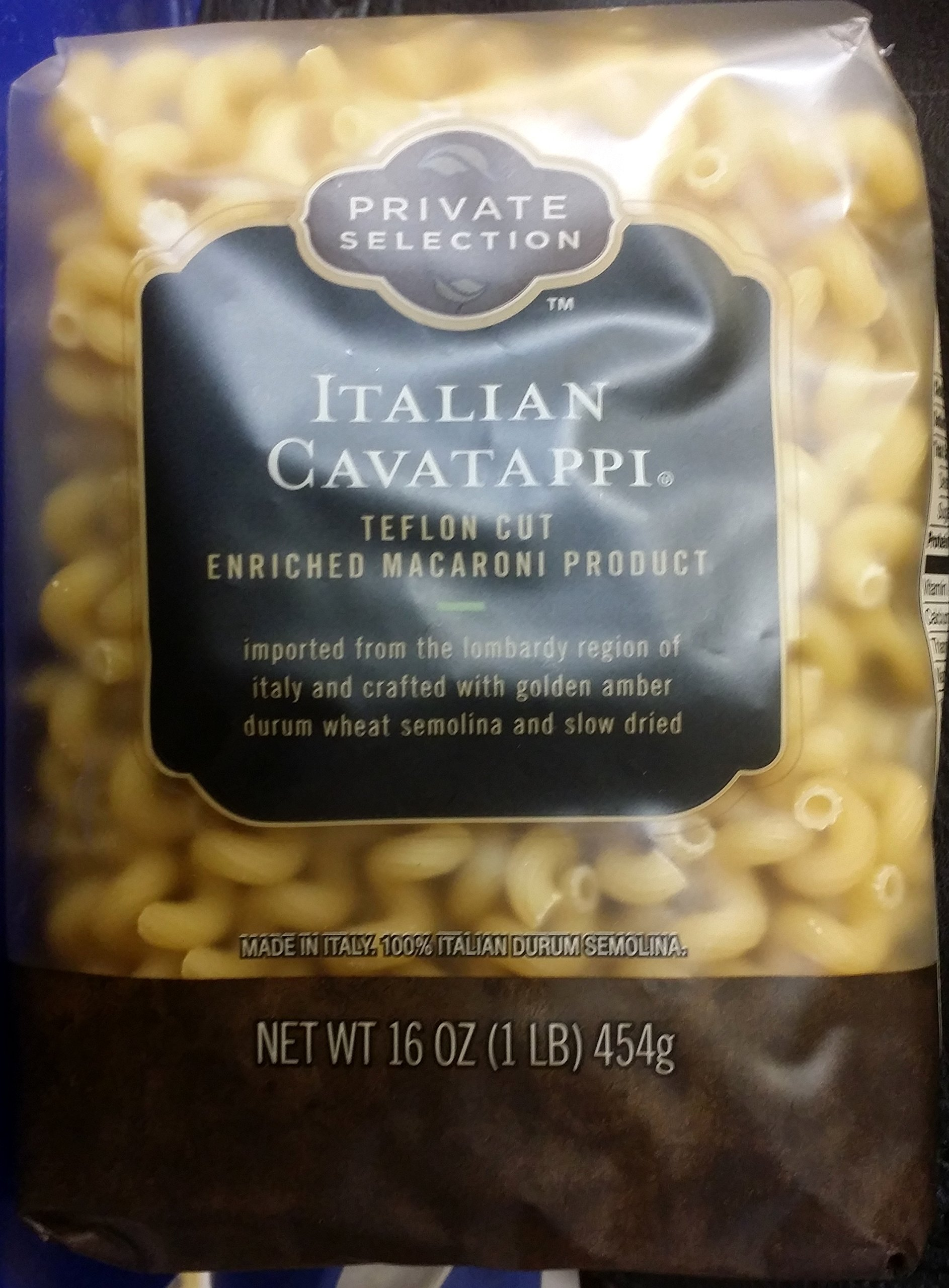 Private Selection Italian Cavatappi 16 oz (Pack of 2)