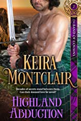 Highland Abduction (The Band of Cousins Book 2) Kindle Edition