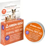 Sierra Sage Green Goo First Aid for Animals 1.82 Ounce Travel Tin