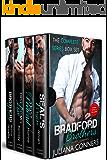 The Bradford Brothers Complete Series Box Set (Bad Boy Military SEAL Romance) (English Edition)